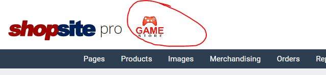 Store Logo in Merchant Interface