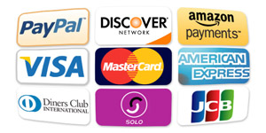 ShopSite Online Stores can accept a variety of payment options