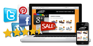 ShopSite Shopping Cart Software has many built-in features for your online store.