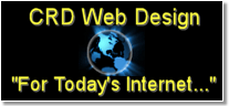 CRD Web Design logo